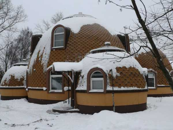 Разновидности крыш частных домов – фото видов различных ...