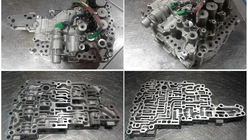 Ремонт гидроблока вариатора Mitsubishi СК Автогруп Киев