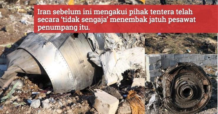 pesawat ukraine jatuh tertembak