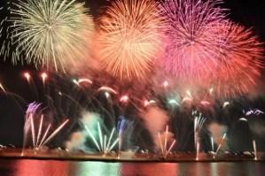 市川市民納涼花火大会2017穴場スポットと場所取りは?