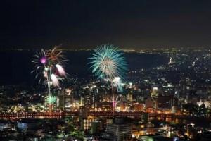 狩野川花火大会の穴場スポット2017と開催日程は?