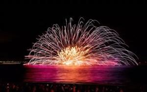 幕張ビーチ花火フェスタ2018穴場スポットと場所取りのおすすめは?