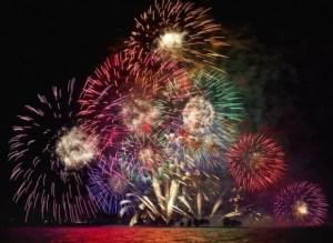 松江水郷祭湖上花火大会2017穴場スポット一発チェック!