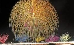 長岡花火大会2018穴場スポットと場所取りや駐車場は?