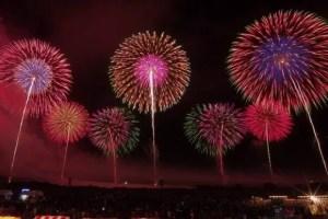 酒田花火ショーの穴場スポット2018と駐車場や観覧場所は?