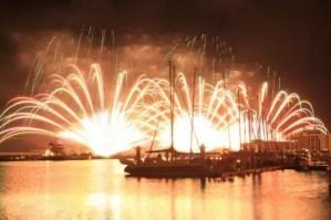 清水みなと祭り花火大会の穴場スポット2017と交通規制や場所取りは?