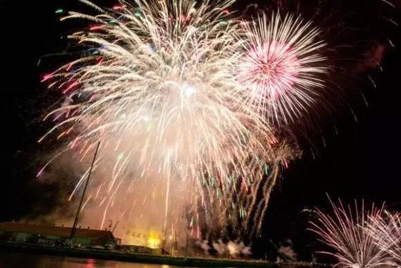 藤枝花火大会の穴場スポット2017と開催日程や交通規制は?