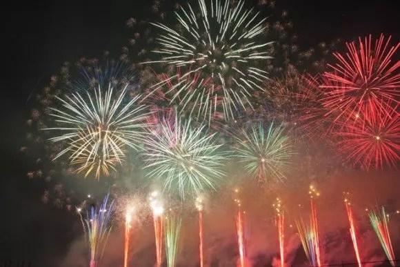 山形大花火大会2018穴場スポットと駐車場や交通規制は?