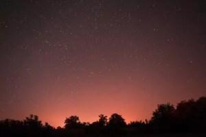 オリオン座流星群2017はいつ?方角やピークの時間は?