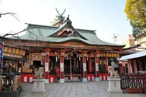 大阪初詣スポット【開運祈願やご利益】ここがおススメ