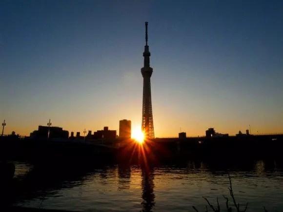 東京の初日の出ベストスポットや穴場はココ!