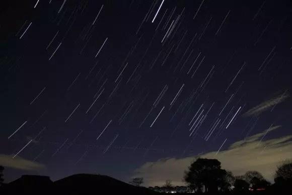 しぶんぎ座流星群2019はいつ?方角やピークの時間は?