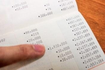 ミニロト 税金