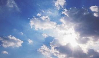 日焼け ムラ 薄曇り