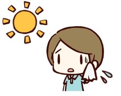 色白 日焼けしたい