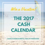 Copy of 2017 Cash Calendar 7 nights stay for 4 anywhere