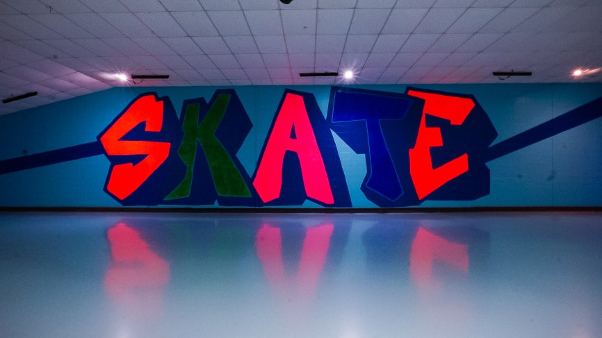 West Rink Wall