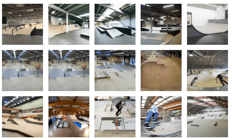 You are currently viewing Skater à l'abri de la pluie, skateparks et spots indoors Hauts de France et plus loin 2021