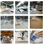 Skater à l'abri de la pluie, skateparks et spots indoors Hauts de France et plus loin 2020-2021
