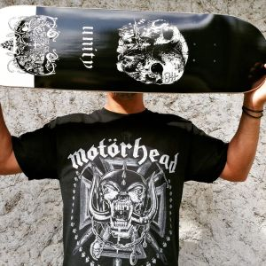 Présentation Unity Skateboard