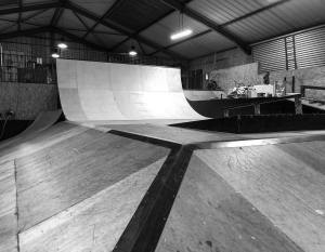 Un beau quarter et des Vans en exclu au 80100 skatepark