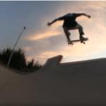 Brice Santerre : Session au park de Wervik (Be) été 2019
