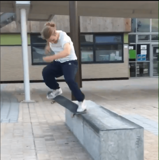 Session street à la Plaza Creil (60)