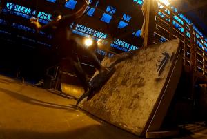 Skate à l'ancienne, Jouannet Janvier 2020