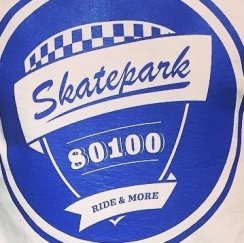 logo 80100 Skatepark
