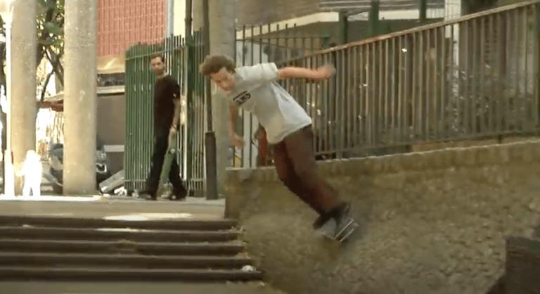 Read more about the article Clip de skateboard par Yedihael