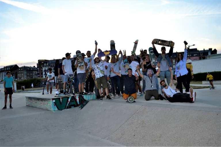 Read more about the article Maj Août 2020 : Les 10 ans du skatepark de Mers les Bains (80)