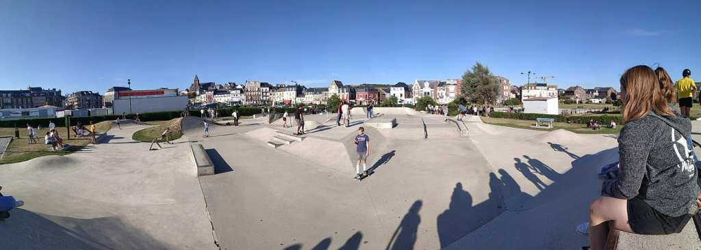 panorama skateparkmerslesbains juillet2020 3