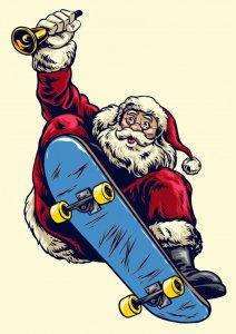 Achats de Noël dans les Skateshops locaux 2020