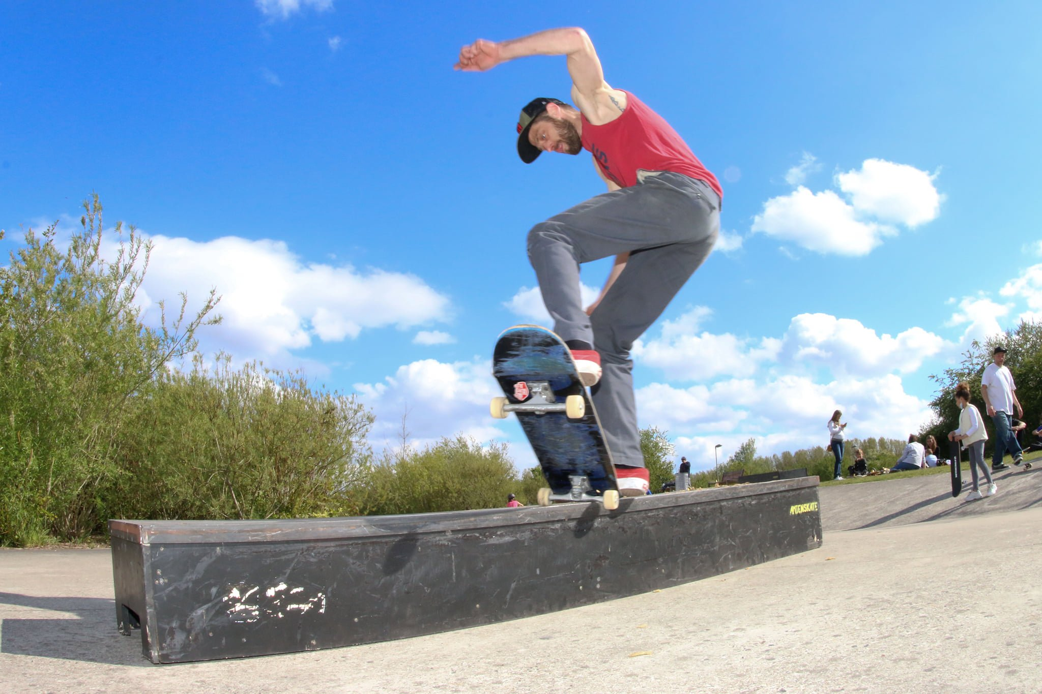 You are currently viewing 8 Mai au Bowl d'Amiens Amienskate