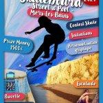 8 août 2021 Open de skateboard de Mers les Bains