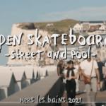Clip officiel Open skateboard street-bowl 2021