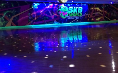 A roller rink reborn in Portage Indiana