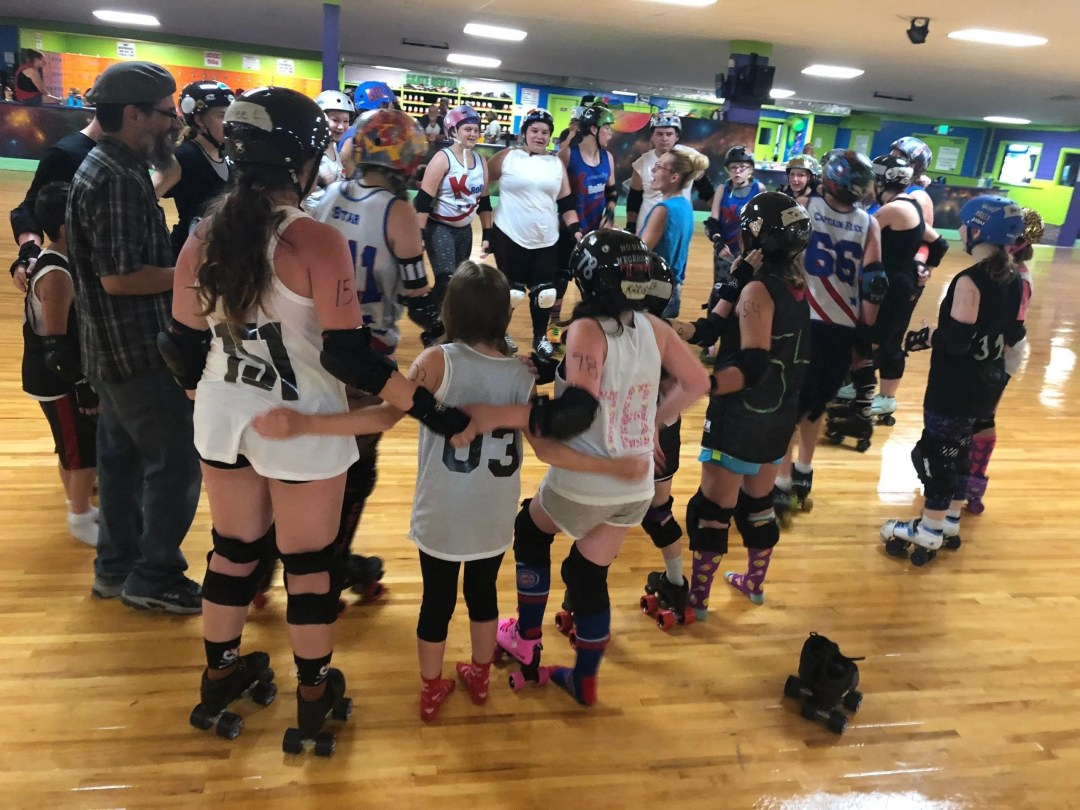 Lake Effects Jr. Roller Derby
