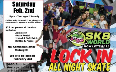 Lock In All Night Skate