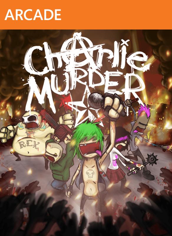 Jaquette Charlie Murder, Xbox Live Arcade, Summer of Arcade 2013