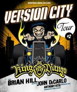 Version City /King Django Show