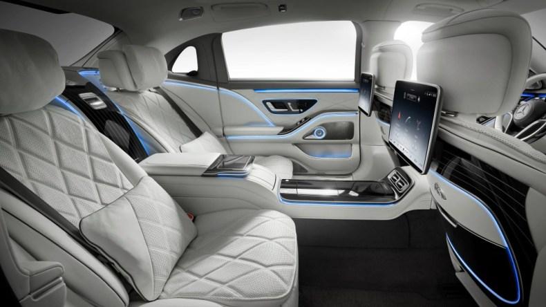 Ето го най-луксозния и скъп Mercedes Maybach S-Class (Галерия)