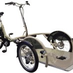 Kørestols-cykler skal øge livsglæde og fællesskab på Aage Holms Vej
