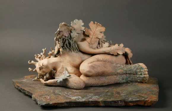3D VISUAL ARTS: Poetry in Sculpture