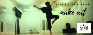 Skagit Art Music January 2018 Make Art