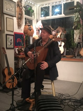 Andre Feriante - LIVE! Que Sera Art Lounge, La Conner WA