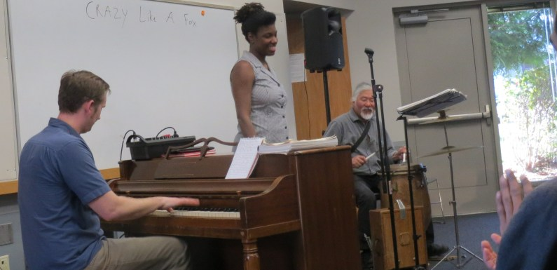 MUSIC: Sharing the Love at Second Sunday Jazz Afternoon