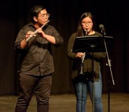 Amy Chookiatsirachai and Kody Ongpituk