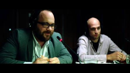 Manhattan Short Film Festival - Cuchotage Director Barnabas Toth - Skagit Art Music
