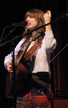 Lizzie Weber Winterstock 2019 Skagit Art Music